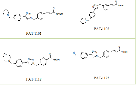 Figure 1. Structures of compounds